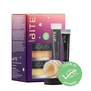 New 🎀 Bite Beauty Lip Scrub, mask, Therapy set